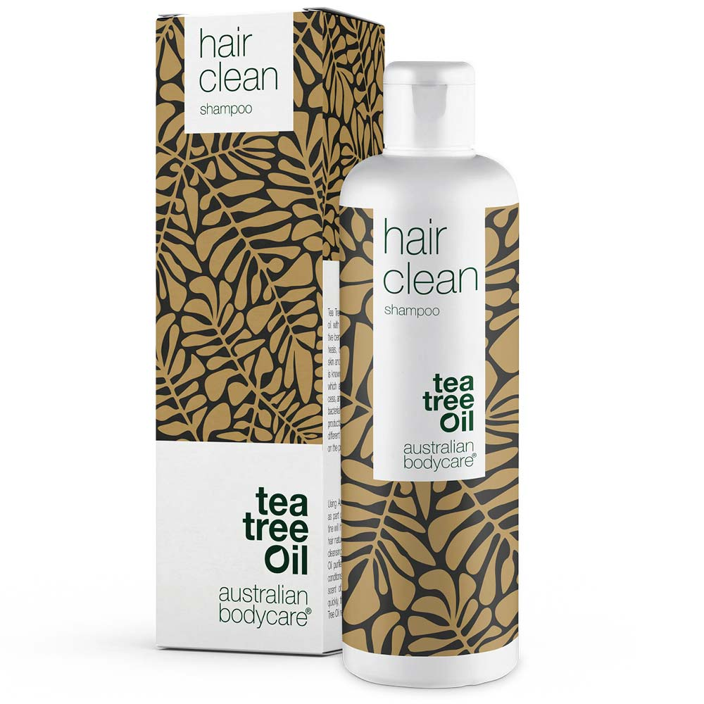 Australian Bodycare Tea Tree Oil Shampoo - Shampoo for daily care, effective treatment and prevention of dandruff and dry scalp