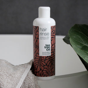 Australian Bodycare Hair Rinse - Preventive head lice shampoo