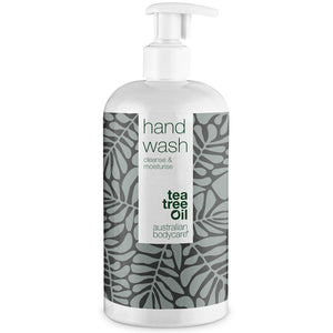 Australian Bodycare Hand Wash - Liquid hand wash for effective cleansing of both bacteria and dirt