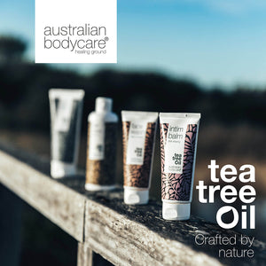 Australian Bodycare After Shave - Aftershave lotion to prevent red shaving spots and ingrown hairs