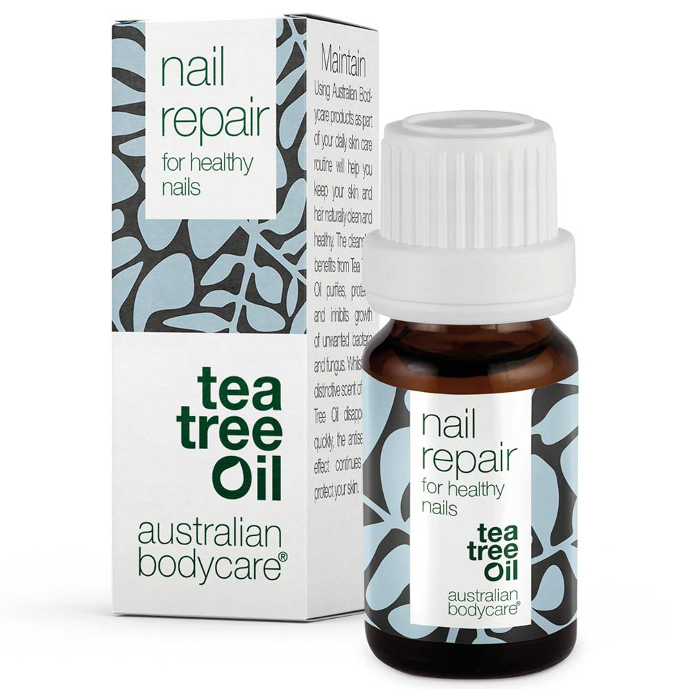 Australian Bodycare Nail Repair - Nail care for discolored, cracked and rough nails