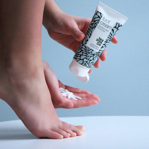 Australian Bodycare Foot Cream - Treatment against Hard, very Dry and Cracked Feet