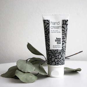 Australian Bodycare Hand Cream - for very dry and cracked hands