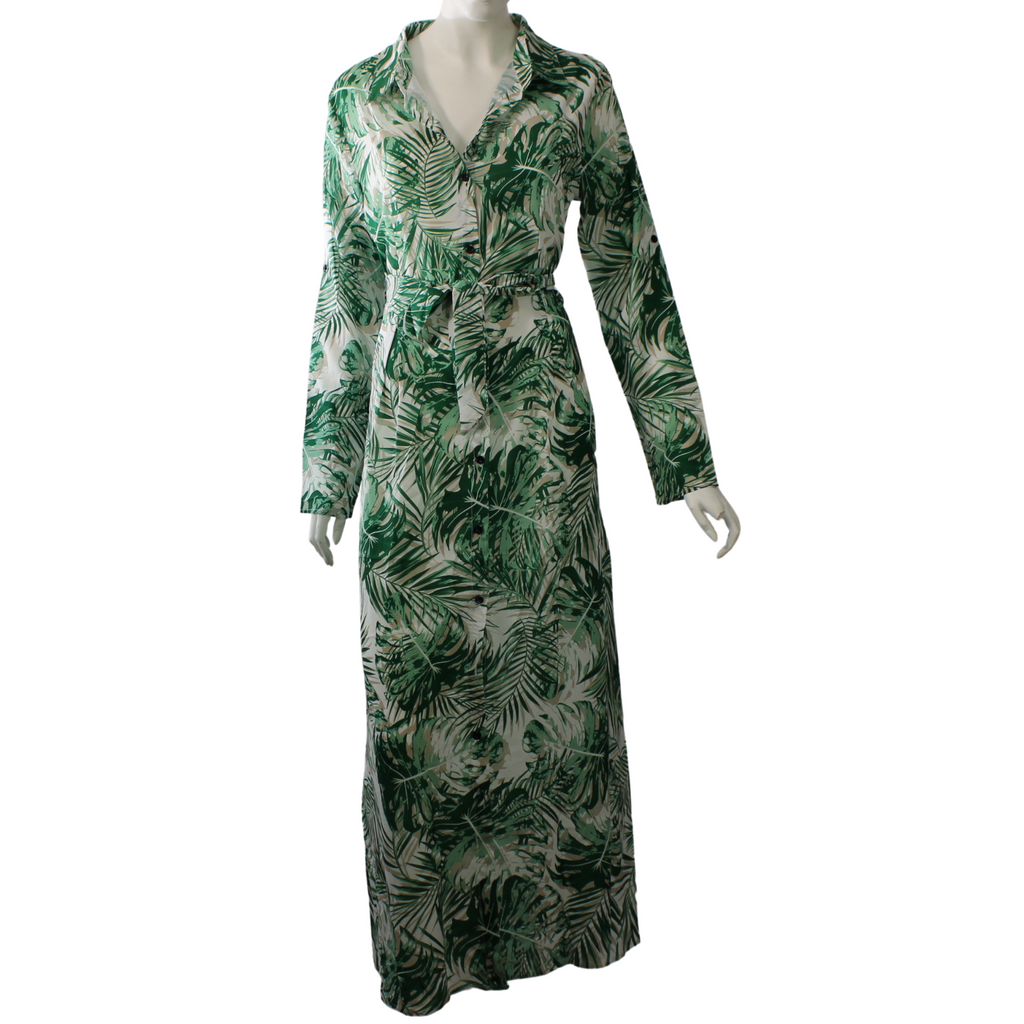 Chill Shirt Dress