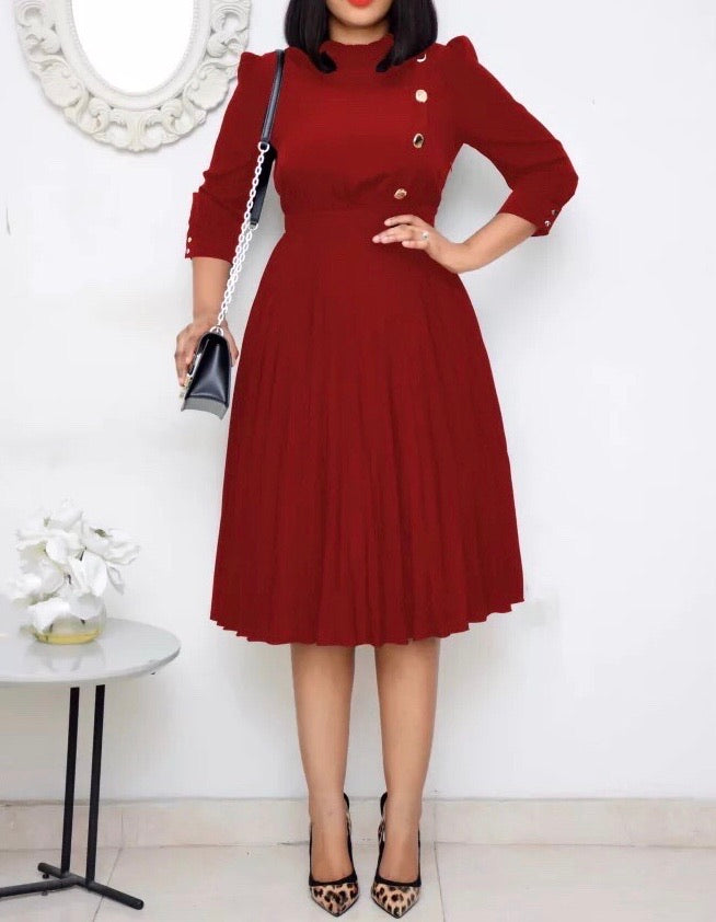 Boss-woman Dress