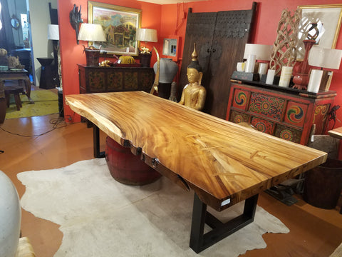 Acacia Slab Tables
