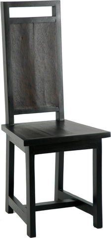 Modern Organic Teak Dining Chairs from Northern Thailand