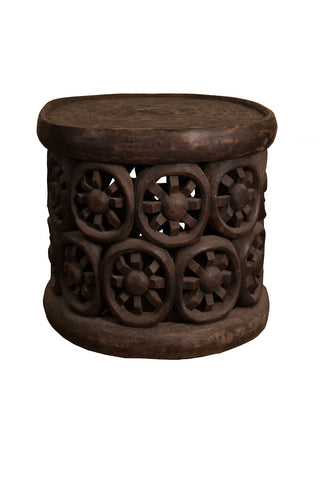 Wooden Occasional Table from Cameroon, Afrcia