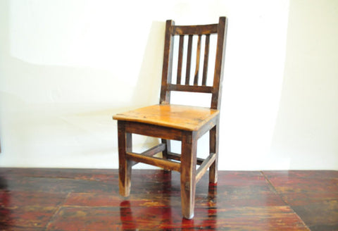 A Antique Chinese Child's Antique Chair