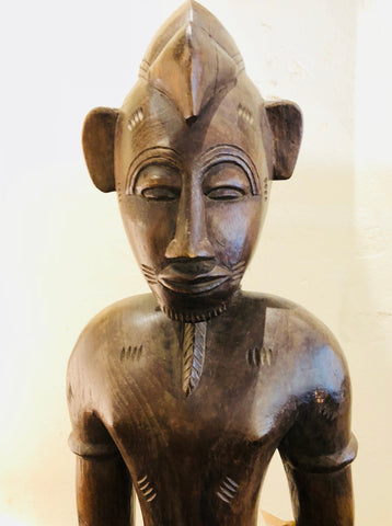 African Statue from the Ivory Coast