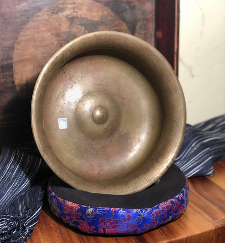 Antique Indian Temple Bowl