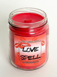 Candle - Wood Wick - Love Spell