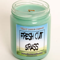 Candle - Wood Wick - Fresh Cut Grass