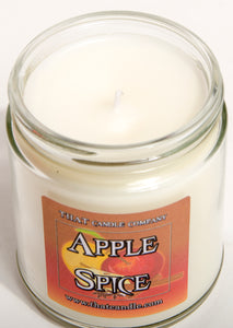Candle Apple Spice scented