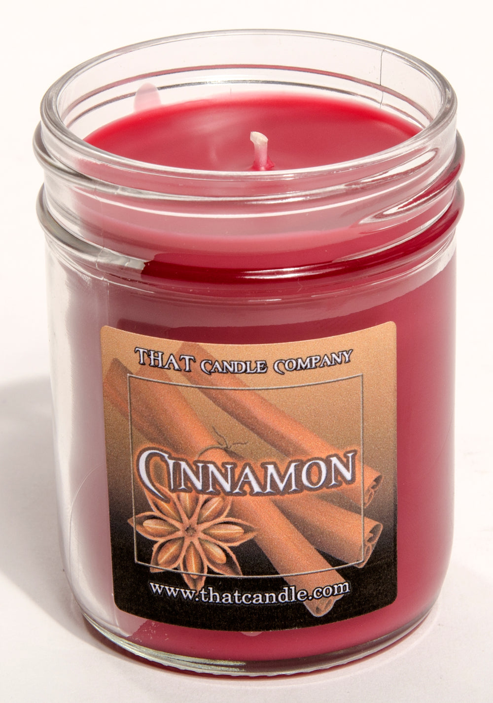 Candle Cinnamon scented