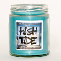Candle High Tide scented