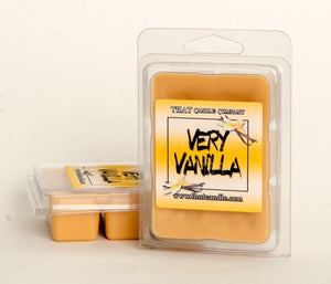 Wax Melt Very Vanilla scented