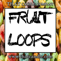 Wax Melt Fruit Loops scented