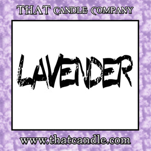 Wax Melt Lavender scented