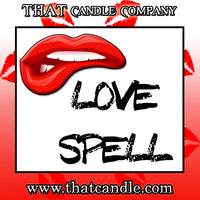 Wax Melt Love Spell scented