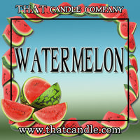 Candle - Wood Wick - Watermelon
