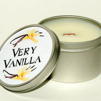 Candle - Aromatherapy Line - Very Vanilla