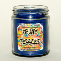 Candle Fruity Pebbles scented