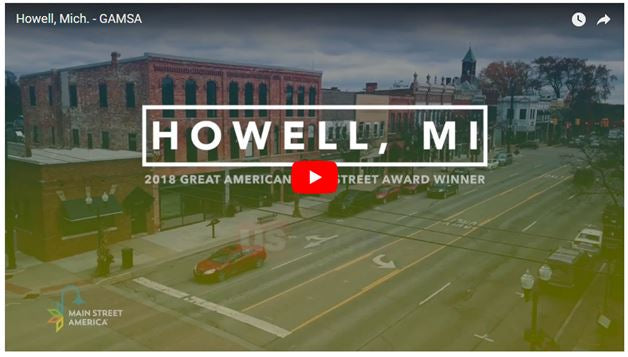 Getting to Know Downtown Howell, Michigan