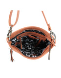 Mackinac Bridge Crossbody (Navy)