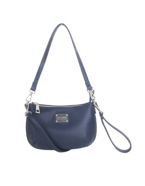Metamora Handbag (Navy)