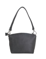 Old Mission Handbag (Cobblestone Gray) - Back