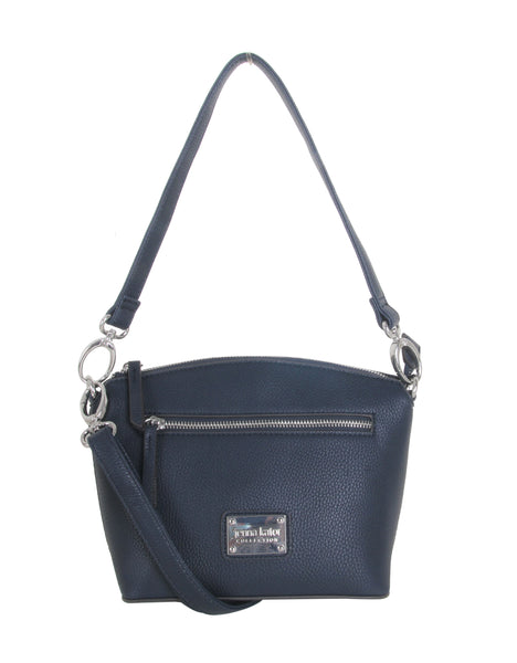 Old Mission Handbag (Navy)