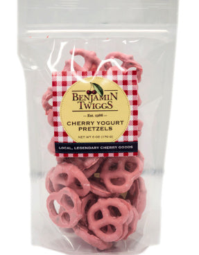 Cherry Yogurt Pretzel 6oz