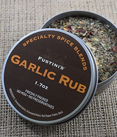 Garlic Rub