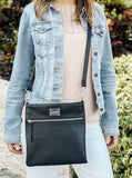 Glen Arbor Crossbody (Night Sky Black) - Lifestyle