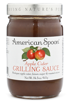 Apple Cider Grilling Sauce
