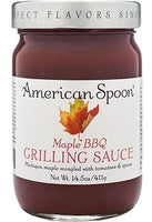 Maple BBQ Grilling Sauce