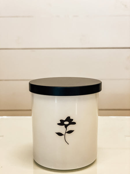 JKC Signature Candle - Sandalwood + Rose