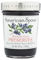 Blueberry-Lime Preserves