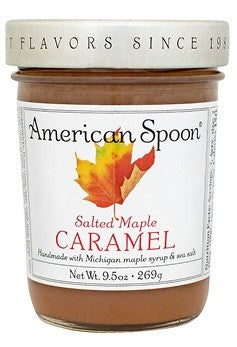 Salted Maple Caramel