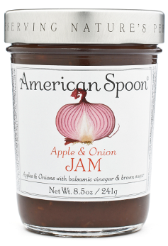 Apple & Onion Jam