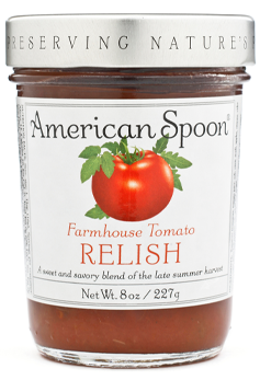 Farmhouse Tomato Relish