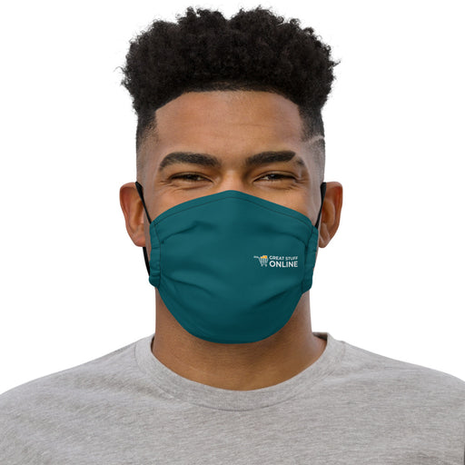 GSO Premium Face Mask - Great Stuff OnlineGreat Stuff Online Black
