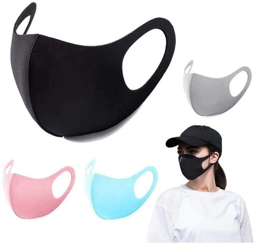 4 Pack of Reusable Face Masks - Great Stuff OnlineGreat Stuff Online