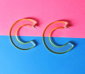 Transparent Hoops