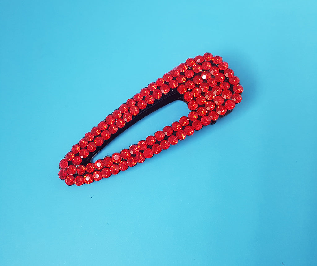 Diamante Barrette