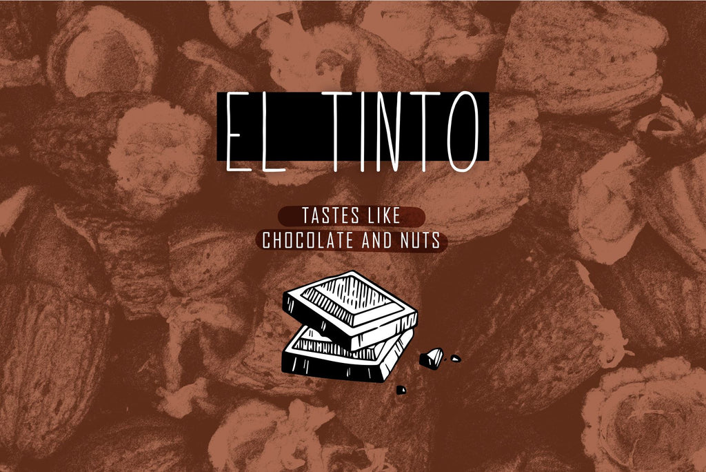 El Tinto - Mighty Bean Coffee