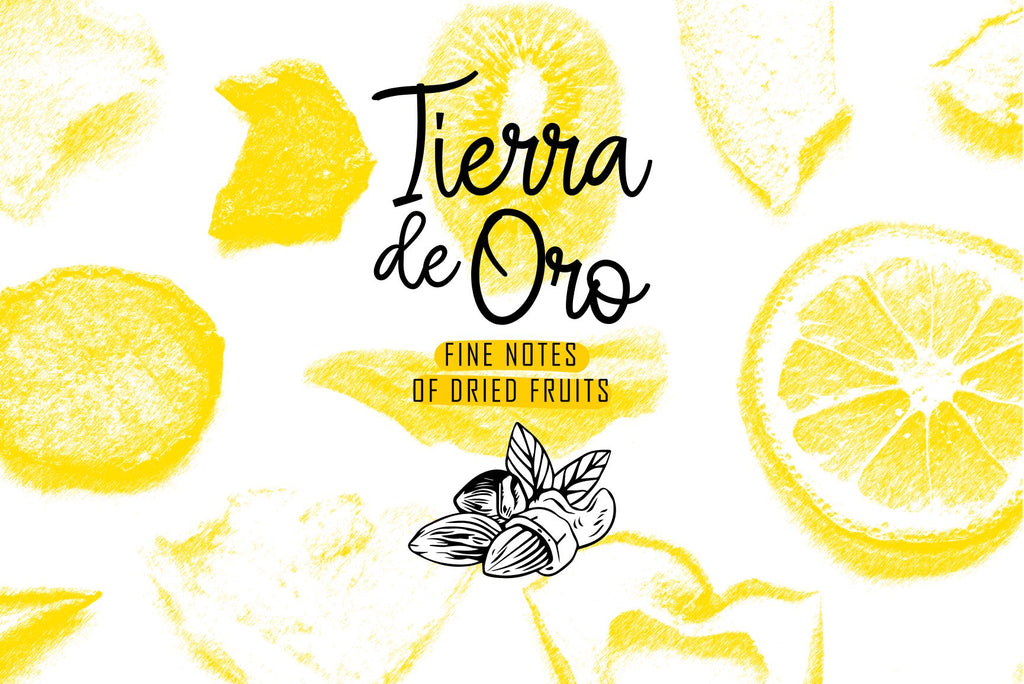 Tierra de Oro - Mighty Bean Coffee