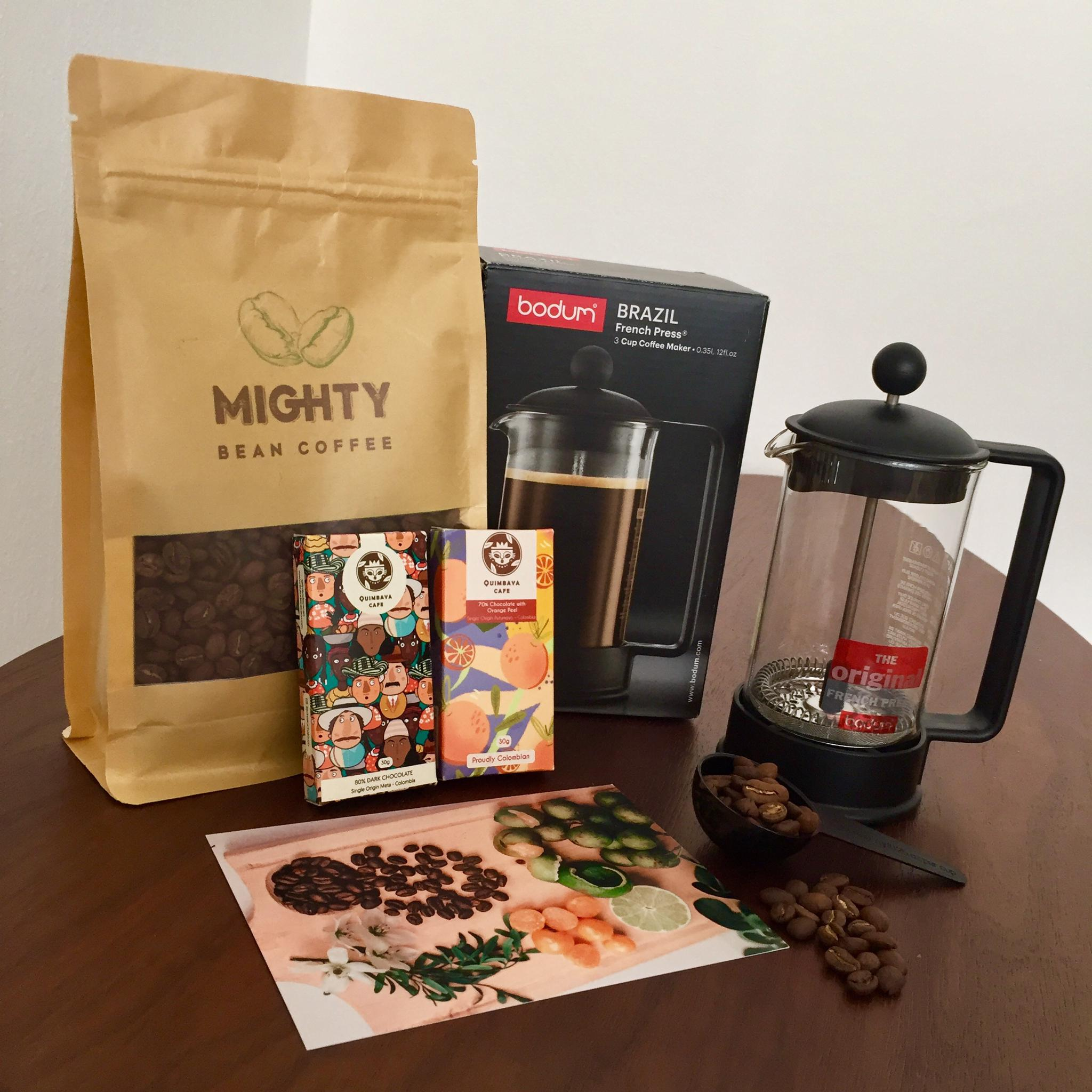 Mother's Day Kit - Mighty Bean Coffee