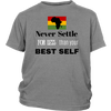 Never Settle Youth Tee